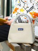 手提便攜保溫飯盒袋便當袋 餐包便當包小拎包 手提袋戶外飯盒包
