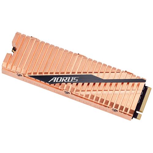 GIGABYTE 技嘉 AORUS NVMe Gen4 1TB M.2 PCI-E 4.0x4 SSD 固態硬碟 GP-ASM2NE6100TTTD