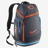 NIKE 後背包 KD 籃球氣墊包 黑藍橘 運動包 (布魯克林) BA4853-080