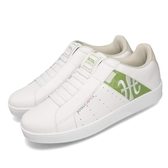 Royal Elastics 休閒鞋 Icon Genesis 白 綠 男鞋 運動鞋 無鞋帶設計 【PUMP306】 01994040