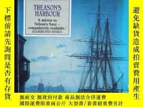 二手書博民逛書店TREASON S罕見HARBOUR 叛國罪的港口(英文原版書)