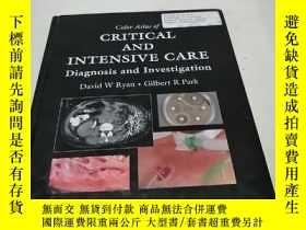 二手書博民逛書店CRITIAL罕見AND INTENSIVE CARE Diagnosis and Investigation