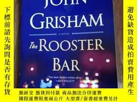 二手書博民逛書店The罕見Rooster Bar: A NovelY12800