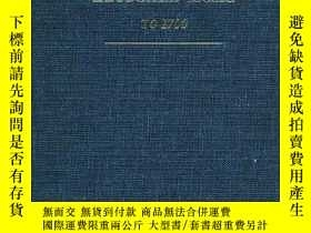 二手書博民逛書店The罕見History Of Keyboard Music To 1700Y256260 Willi Ape
