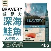 *WANG*焙菲力 深海鮭魚 大型犬 4kg/包 犬飼料 採用100%單一動物性蛋白質來源