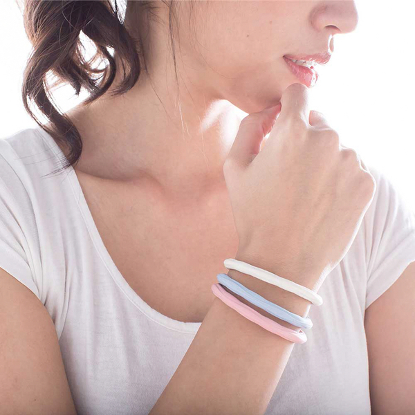 【Artificer】Rhythm 健康運動手環 - 粉藍