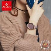 流行女錶復古手錶女學生韓版簡約時尚潮流大錶盤皮帶防水腕錶 XW全館免運