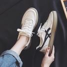 洋氣小白鞋女2020秋季新款百搭社會鞋子學生平底板鞋ins街拍潮鞋 【端午節特惠】