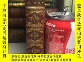 二手書博民逛書店A罕見FAMILIAR HISTORY OF BIRDS 189
