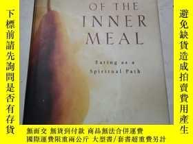 二手書博民逛書店Art罕見of the Inner Meal: Eating a