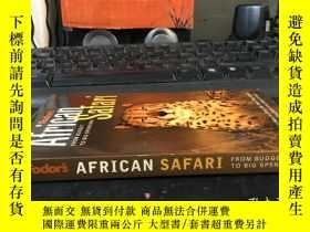 二手書博民逛書店Fodor s罕見African Safari : FROM BUDGET TO BIG SPENDINGY1