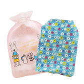KAWII 時尚絨布暖水袋熱水袋(小) HQ-8806【屈臣氏】