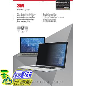 [美國直購] 3M PFNAP003 螢幕防窺片 31.2*45cm Privacy Screen Protectors Filter for Apple MacBook Pro 15 with Retina Display