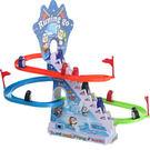 電動小企鵝爬樓梯玩具電動企鵝上樓梯兒童益...