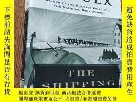 二手書博民逛書店the罕見shipping newsY16663 E.ANNiE