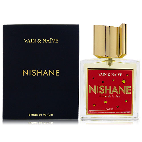 Nishane 妮姍 Vain & Naive Extrait De Parfume 天真傲慢香精 50ml [QEM-girl]