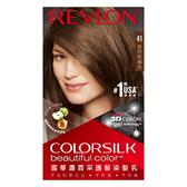 露華濃 霓采護髮染髮乳41自然棕褐 【康是美】