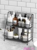 浴室置物架洗漱臺置物架衛生間架子洗手間桌面化妝品收納浴室廁所臺面洗臉池 JUST M