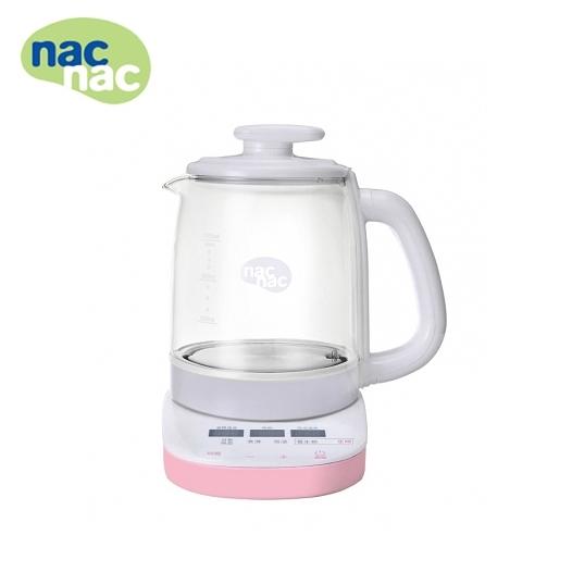 【愛吾兒】Nac Nac 多功能調乳器S1 櫻花粉 (S1-P)