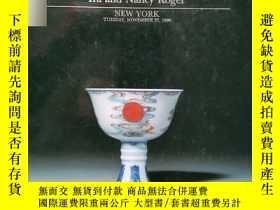 二手書博民逛書店1990年版罕見Important Chinese and Ko