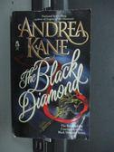 【書寶二手書T6/原文小說_MRY】The Black Diamobd_Andera Kate