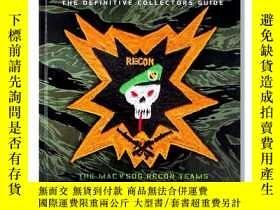 二手書博民逛書店US罕見ARMY SPECIAL FORCES INSIGNIA OF THE VIETNAM WAR 美國陸軍特