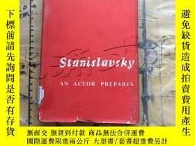 二手書博民逛書店罕見StanislavskyY11418 An Actor Pr