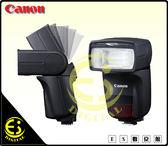 ES數位 Canon Speedlite 470EX-AI 閃光燈 GN47 高速同步 自動調校燈頭 反射閃光 智能閃燈