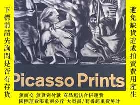 二手書博民逛書店進口原版 Picasso罕見Prints: The Vollar