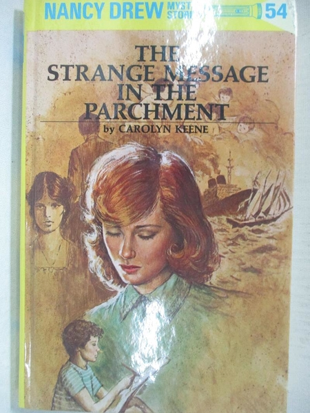 【書寶二手書T1/原文小說_CTS】The Strange Message in the Parchment