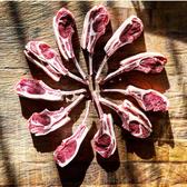 紐西蘭小羔羊羊肩排,2包4隻(360g±10%),肉多過癮,CP質高