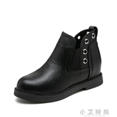 切爾西靴時尚內增高鬆緊帶女鞋潮女鞋短靴女 小艾時尚