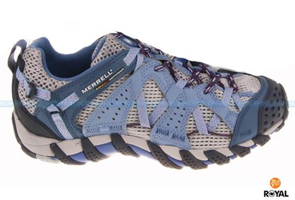 MERRELL 新竹皇家 WATERPRO MAIPO 紫藍 快乾排水 水陸兩棲 溯溪鞋 女款 NO.I6747
