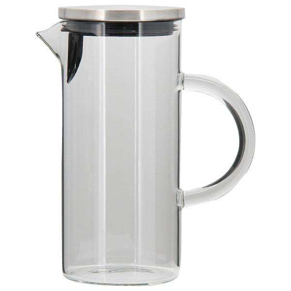 耐熱玻璃水壺 1L 67612002 NITORI宜得利家居