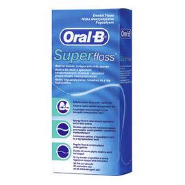 【歐樂B】Oral-B 三合一牙線 50入/盒