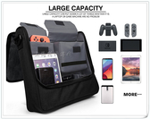 任天堂switch收納包 旅行包手提背包 NS主機大容量配件包