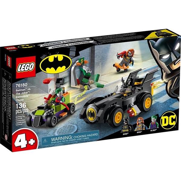 LEGO 樂高 76180 Batman vs. The Joker Batmobile Chase