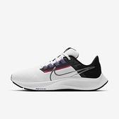 Nike Wmns Air Zoom Pegasus 38 [CW7358-101] 女鞋 慢跑 運動休閒 緩衝 白 黑