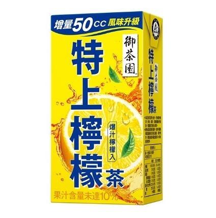 【免運直送】御茶園特上檸檬茶(300ml/24入)*2箱【合迷雅好物超級商城】