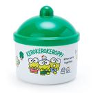 【震撼精品百貨】KeroKeroKeroppi 大眼蛙~三麗鷗 大眼蛙小物收納罐/ 盒#47426