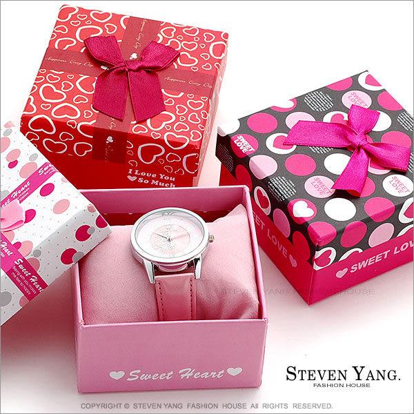 STEVEN YANG【AE109】蝴蝶結甜心手錶盒 多種款式  隨機出貨 單個價格 *需搭配本賣場商品*
