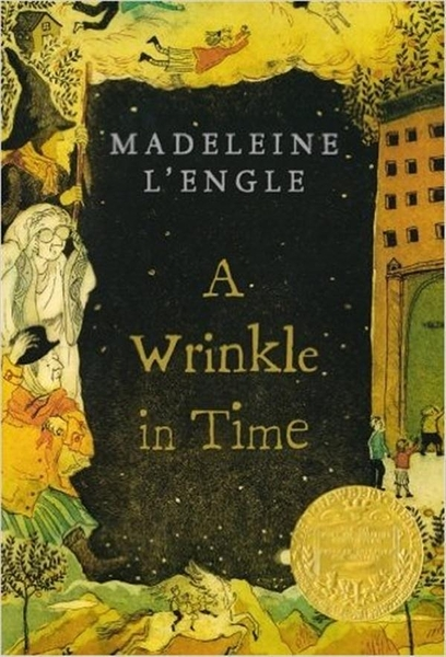 (二手書)Wrinkle in Time (1963 Newbery Medal Book)