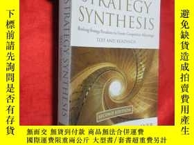 二手書博民逛書店Strategy罕見Synthesis: Resolving S