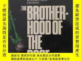 二手書博民逛書店玫瑰之兄罕見the brother hood of the ro
