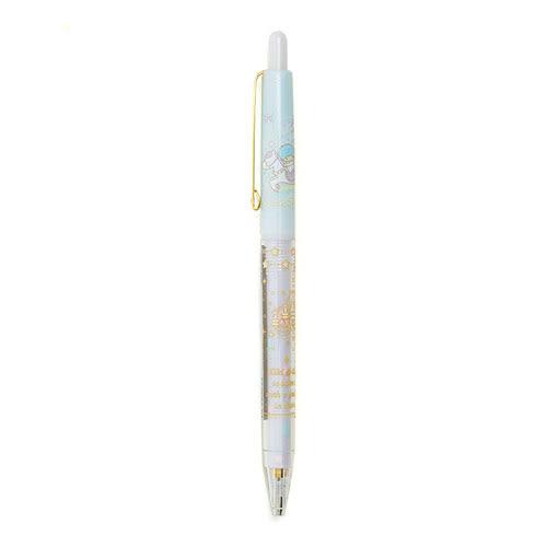 《Sanrio》雙星仙子40週年快樂紀念日系列自動鉛筆(彩虹木馬)★funbox生活用品★_UA47341