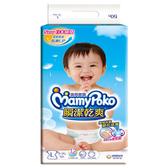 (紙尿褲/尿布)滿意寶寶瞬潔乾爽L 50片 x4入團購組【康是美】