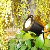 【光的魔法師】LED花園草皮燈 照樹燈 草地燈(8W)