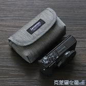 相機包 適用佳能g7x2相機包便攜手包g7xmarkiii m3耐磨防雨sx740索尼zv1黑卡rx100m7 m5a保護套 快速出貨