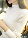 半高領毛衣打底衫女秋冬裝2020年新款內搭洋氣百搭修緊身針織上衣 伊衫風尚