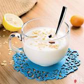 耐熱玻璃杯牛奶早餐杯創意大號燕麥片杯水果沙拉杯湯杯大肚杯水杯